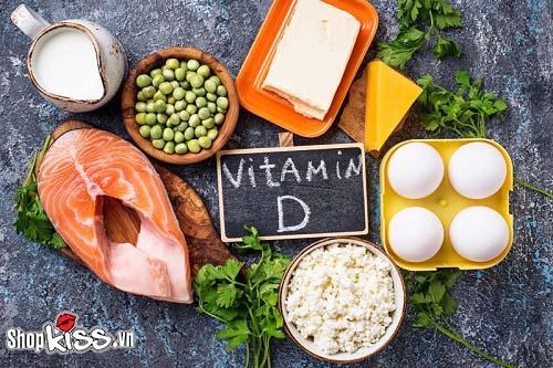 Tăng chất lượng tinh trùng bằng cách bổ sung vitamin D