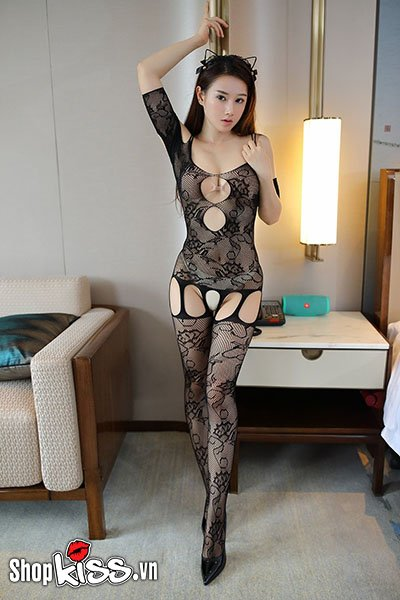 Thời trang bodysuit sexy Babydoll TT19 mặc vào rất thoải mái dễ ngủ