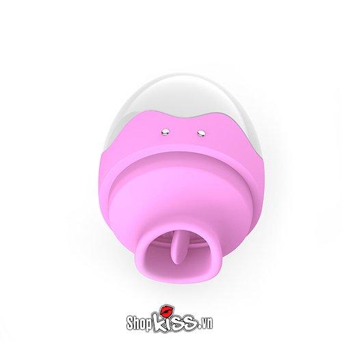 Trứng rung lưỡi liếm Little Vicky Dibe giá rẻ tại tphcm