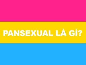 Pansexual là gì?