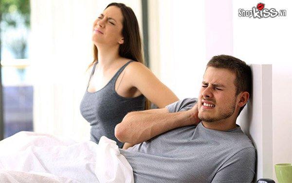 Phụ nữ bị thoát vị đĩa đệm có quan hệ được không