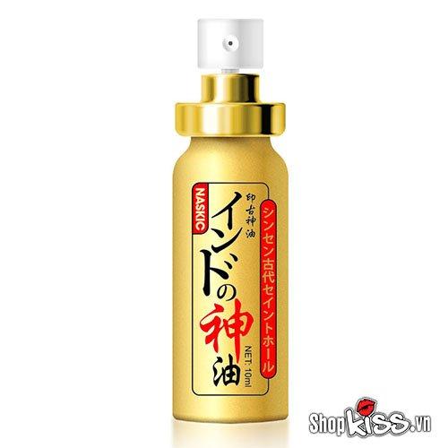Chai xịt chống xuất tinh sớm Naskic Nhật Bản CX25 giá rẻ