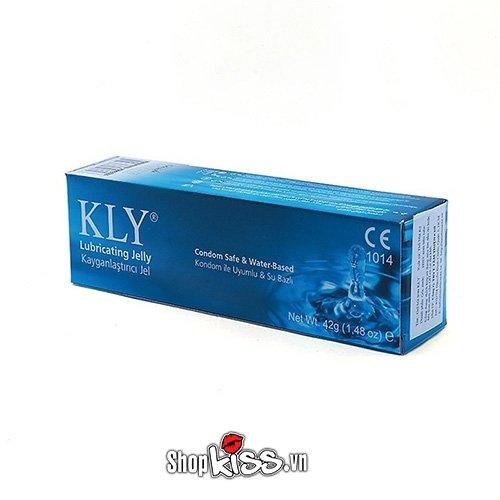 Gel bôi trơn âm đạo gốc nước KLY Jelly 42g KLY3 giá bao nhiêu