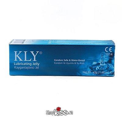 Gel bôi trơn âm đạo gốc nước KLY Jelly 42g KLY3 tại sài gòn
