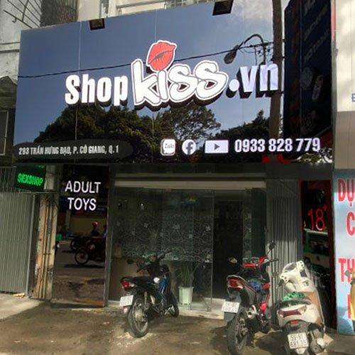shopkiss chi nha 293 tran hung dao p co giang q1 tphcm