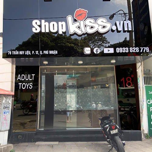 shopkiss chi nhanh 78 tran huy lieu p12 phu nhuan tphcm