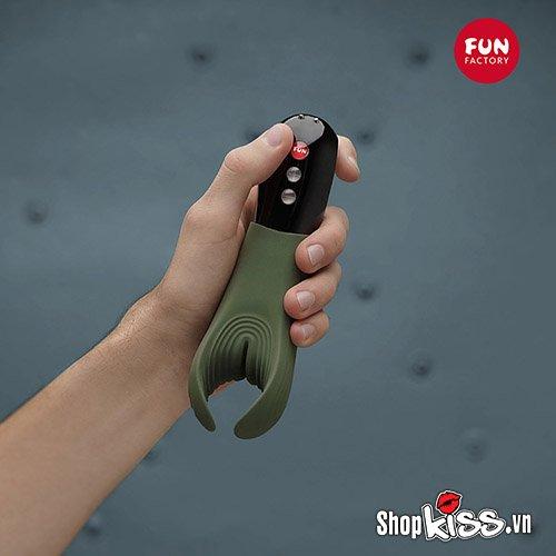 máy rung massage dương vật Fun Manta dc91v đồ chơi cho nam cao cấp từ đức
