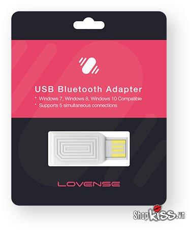 Lovense USB bluetooth adapter USB2 tại hà nội
