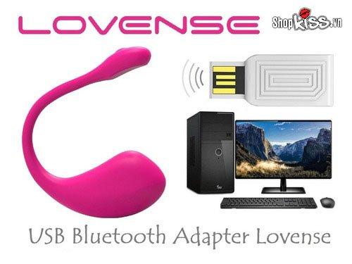 Lovense USB bluetooth adapter USB2 giá tốt