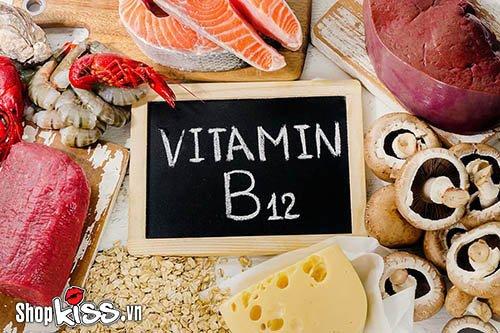 Tinh trùng yếu nên ăn gì để dễ thụ thai vitamin b12
