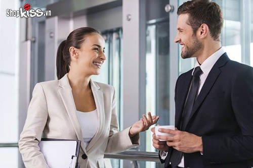 Cách nói chuyện có duyên với đồng nghiệp