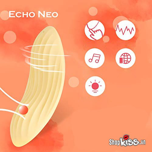 Máy rung gắn quần lót Svakom Echo Neo DC90UN giá bao nhiêu?
