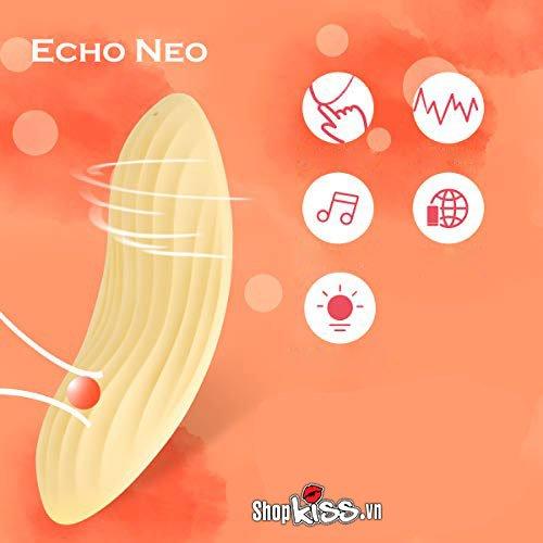 Trứng rung gắn quần lót Svakom Echo Neo Refurbished DC90UN tại đà nẵng