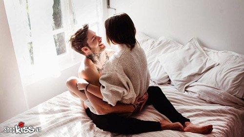 Lỡ quan hệ chưa vào sâu có thai không?
